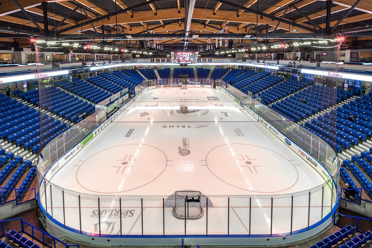 Langley Events Centre - Mac's II Agencies Ltd.